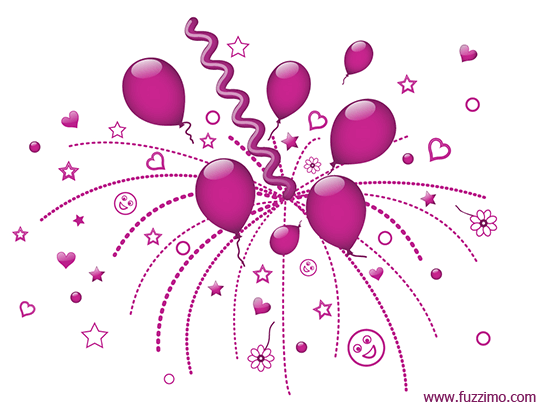 Free Vector Party Balloons