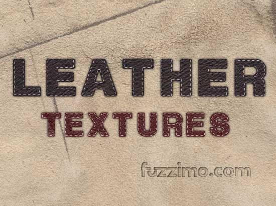 fzm-Leather Textures 01