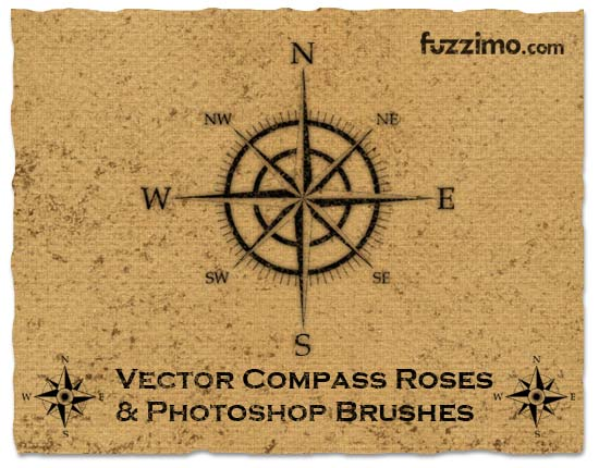 fzm-Vector-Compass-Roses-Photoshop-Brushes-01