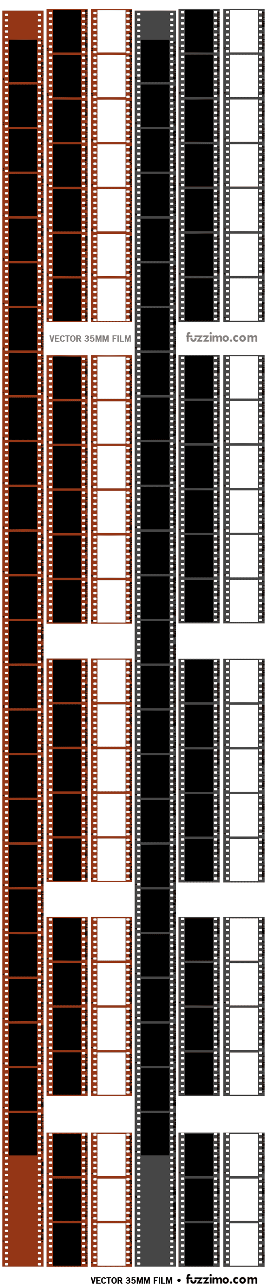 Film cs4 ai eps zip file 3 6mb download vector 35mm film cs3 ai