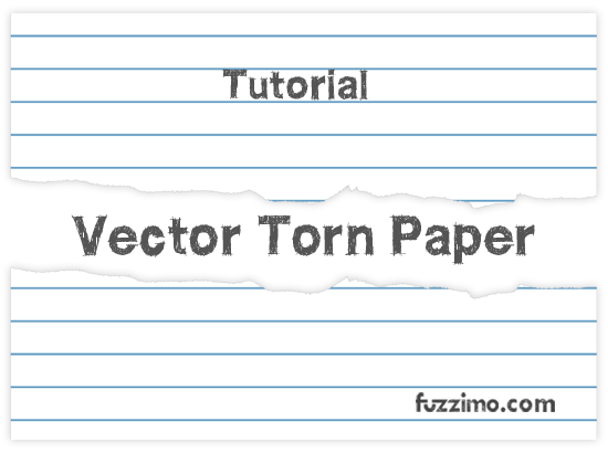 fzm-tutorial-Vector-Torn-Paper