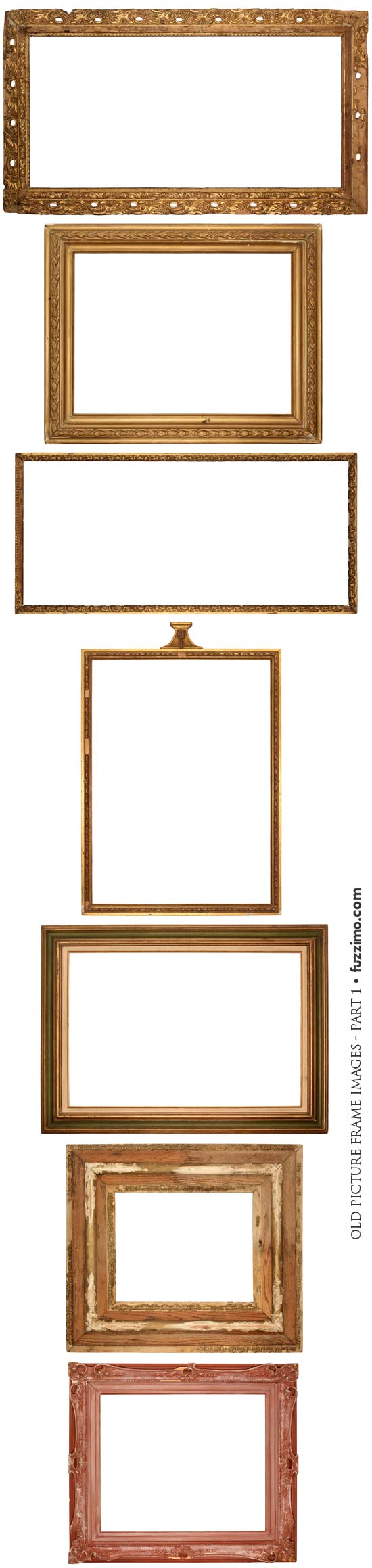 Free hi res old picture frame images part 1 fuzzimo fzm antique old picture frame images 1 jeuxipadfo Image collections