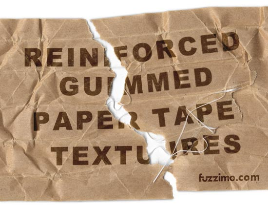 free hi res reinforced paper tape textures fuzzimo