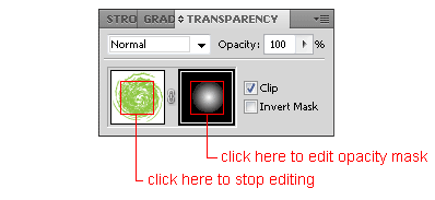 Illustrator Tutorial Mask or Crop Shapes/Paths 09