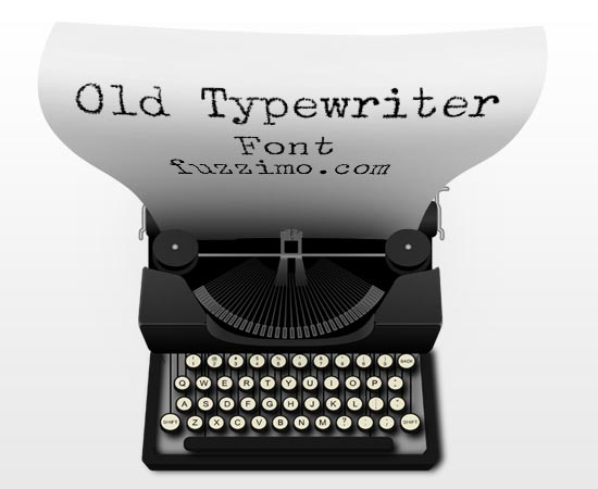 fzm-Old-Typewriter-Font-01