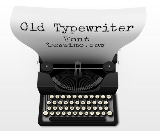 fzm-Old-Typewriter-Font-01