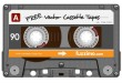 Free Vector Compact Audio Cassette Tapes